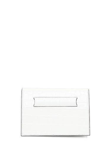 Beymen Messenger / Askılı Çanta Beyaz